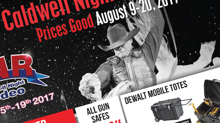August Rodeo Sale Image